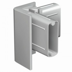 corner connector white excl. vat 0.42 €.