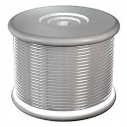 spool perlonwire 2,0 mm 500 m.  excl. vat 89.10 €.