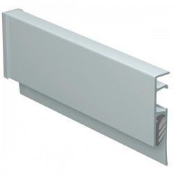 info rail white from 50 cm.  excl. vat 7.98 €.