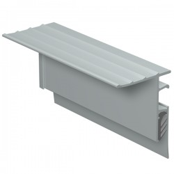 info rail+ alu from 100 cm  excl. vat 24.38€.