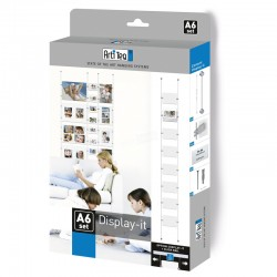 Display-it economy set A6  excl. b.t.w € 42,56
